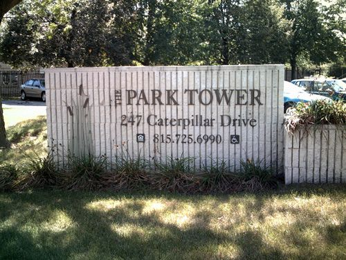 The Park Tower Affordable Senior Apartments 247