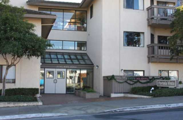 Portola Vista Public Housing Apartment Monterey
