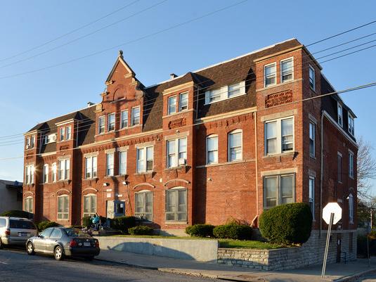 Chapel Square Apartments