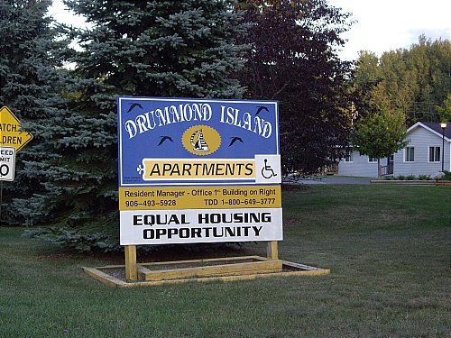 Drummond Island Apartments - Low Income