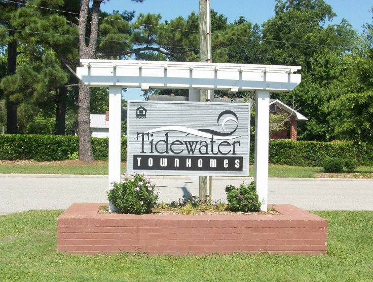 Tidewater Townhomes - Affordable Community
