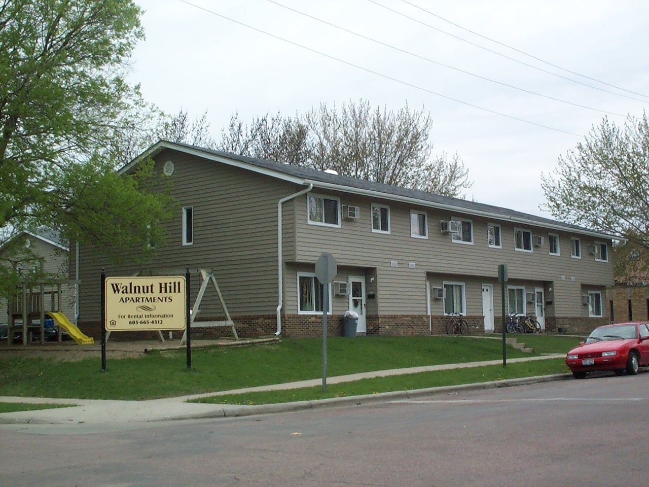 Walnut Hill Apartments