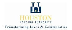 Houston Housing Authority Tx