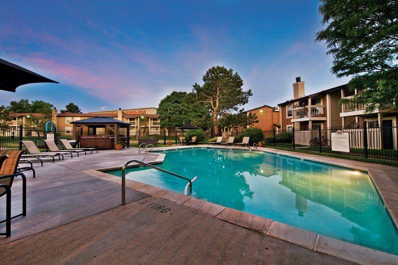 Creekside Apartments, 5250 Cherry Creek So Dr., Denver, CO ...