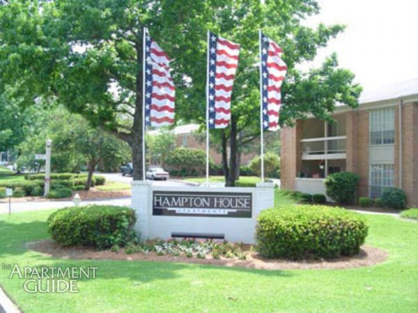 Hampton House Apartments