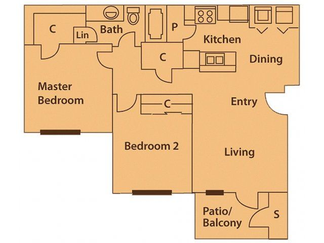 Pebble Cove Apartments Anaheim