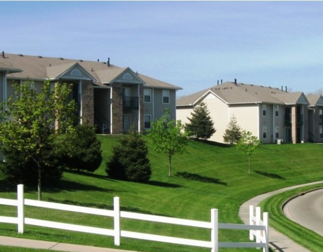 Peppertree Apartments Fairborn