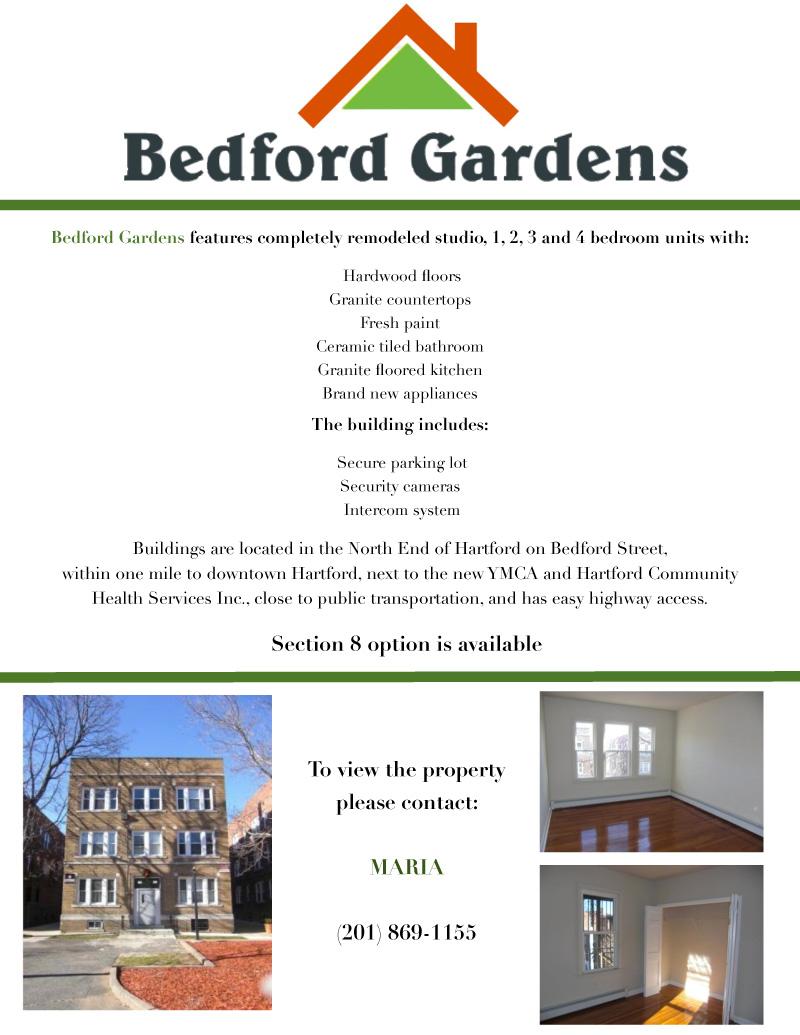 Bedford Gardens Rentals