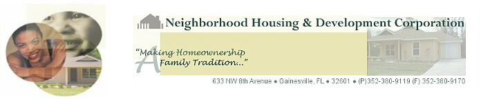 Neighborhood Housing & Development Corporation