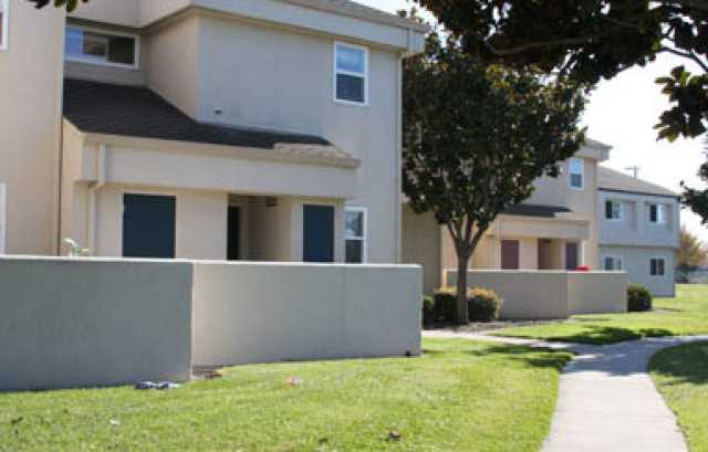Northridge Plaza Public Housing Apartments Salinas