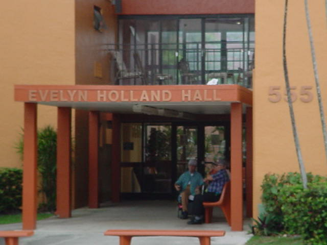 Holland Hall Public Housing Hialeah