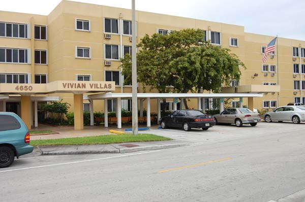 Vivian Villas Public Housing Apartments Hialeah