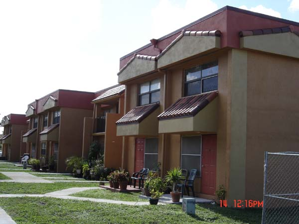 Hoffman Gardens Apartments Public Housing