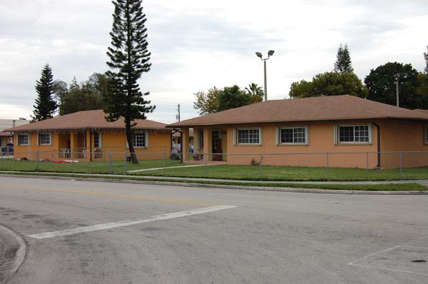 Donald F. Scott Villas Public Housing Hialeah