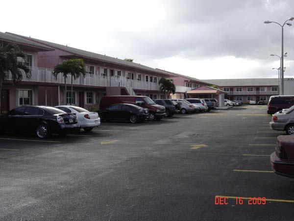 Dale G. Bennett Villas Public Housing Hialeah