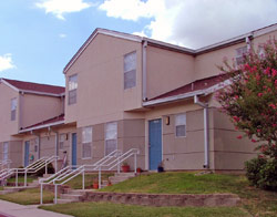 Charles Andrews San Antonio Housing Authority Public Housing Apartment