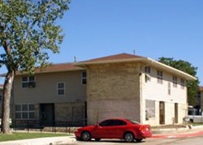 Cross Creek San Antonio Housing Authority Public Housing Apartment