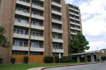 Frank Hornsby San Antonio Housing Authority Public Housing Apartment