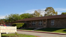 L.C. Rutledge San Antonio Housing Authority Public Housing Apartment