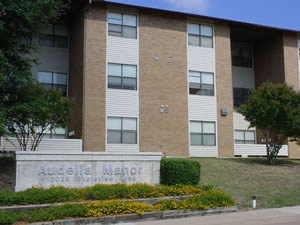 Audelia Manor Dallas Public Housing Apartment