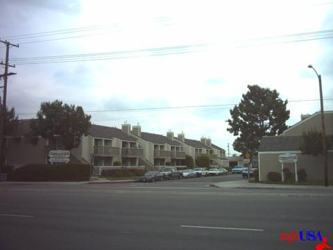 Cobble Stone Apartments Anaheim