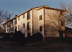 Jefferson Terrace Senior Affordable Housing Denver