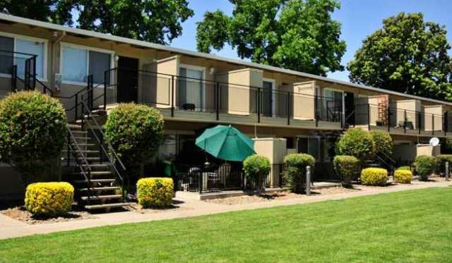 Longfellow Apartments Chico