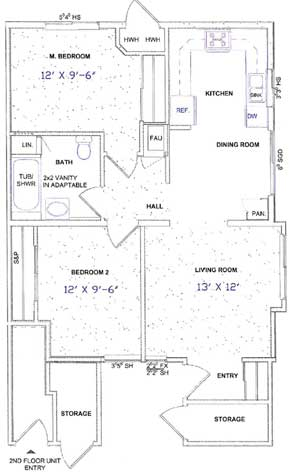 Murphy Commons Low Income Apartments Chico 1290 Notre