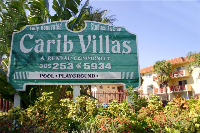 Carib Villas Miami