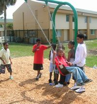 Robinson Village West Palm Beach Public Housing
