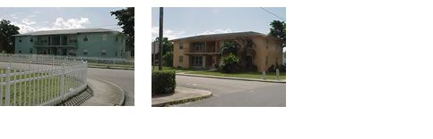 Pleasant City West Palm Beach Public Housing
