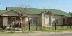 Comanche Park Tulsa Public Housing