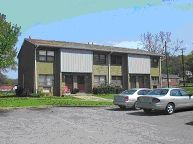 Tinsley Manor Anniston Public Housing Apartment