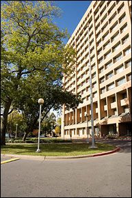 Parris Towers Little Rock Senior Public Housing Apartments