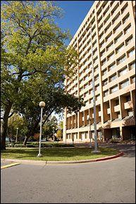 Parris Towers Little Rock Senior Public Housing Apartments