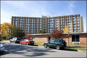 Powell Towers Little Rock Public Housing Apartments