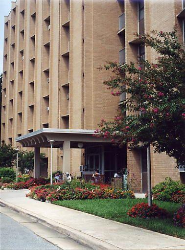Hall Towers Greensboro Senior Public Housing Apartments