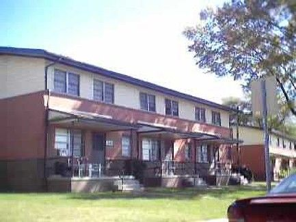 Hampton Homes Greensboro Public Housing Apartments   Greensboro