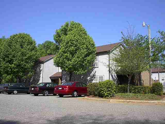 Pear Leaf Greensboro Public Housing Apartments