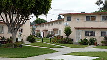 Ramona Gardens Los Angeles Public Housing Apartments
