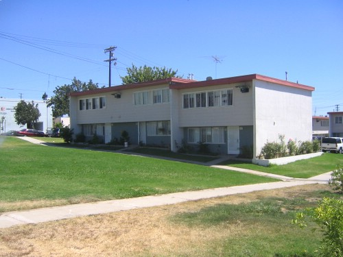 Estrada Courts and Extension Los Angeles Public Housing Apartments