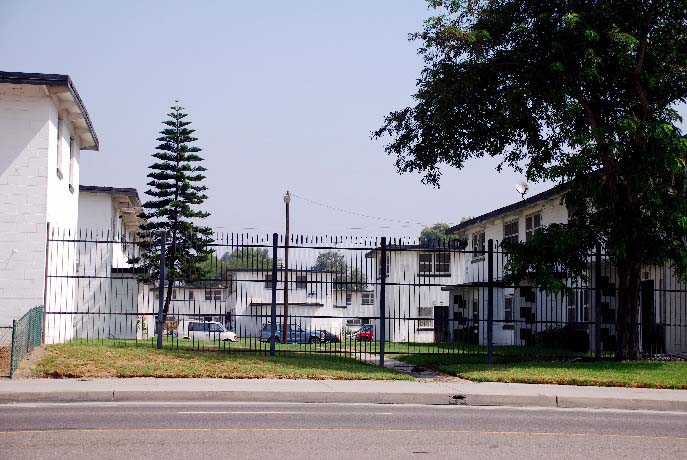 Imperial Courts Los Angeles Public Housing Apartments