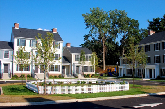 Stamford Housing Authority - Charter Oak Communities