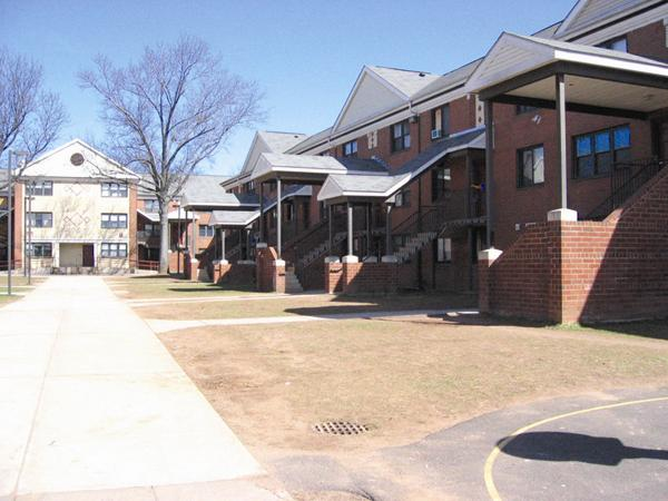 Farnam Courts New Haven Public Housing Apartments