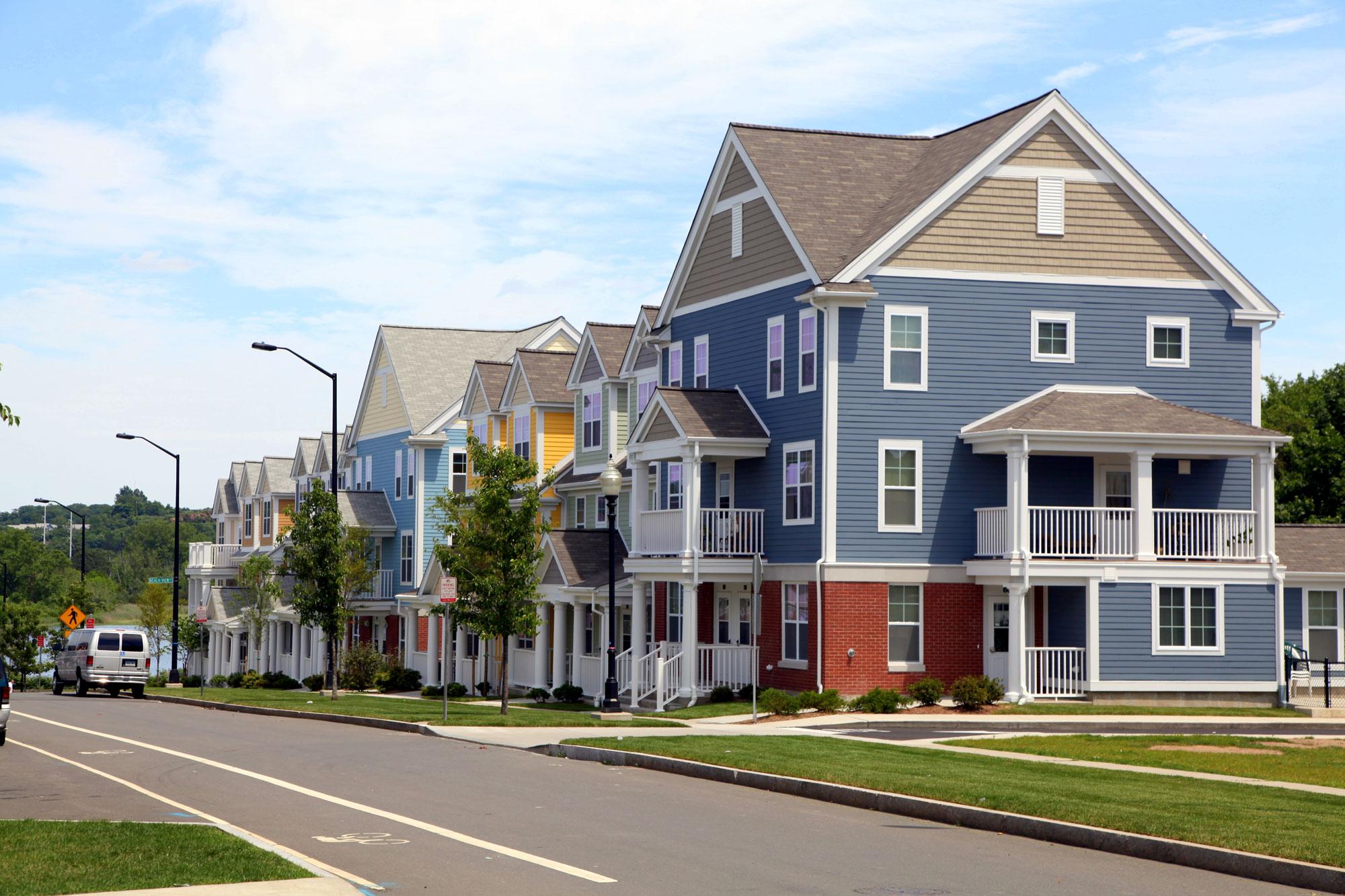 Quinnipiac Terrace Apartments - Affordable Community