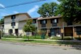 Woodland Terrace DC Public Housing Apartments