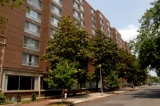 Claridge Towers DC Senior Public Housing Apartments