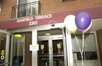 Garfield Terrace  DC Public Housing Apartments