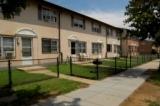 Greenleaf Gardens DC Public Housing Apartments