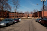 Lincoln Heights DC Public Housing Apartments